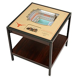 University of Texas at Austin 25-Layer Lighted Stadium View Table