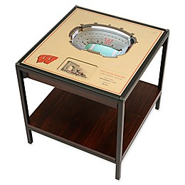University of Wisconsin 25-Layer Lighted Stadium View Table