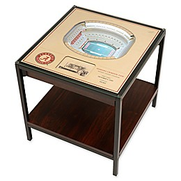 University of Alabama 25-Layer Lighted Stadium View Table