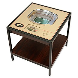 University of Georgia 25-Layer Lighted Stadium View Table