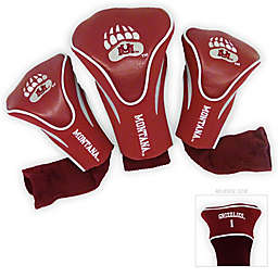 Collegiate 3-Pack Golf Club Headcovers Collection