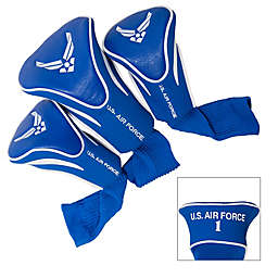 United States Air Force Academy 3-Pack Golf Club Headcovers