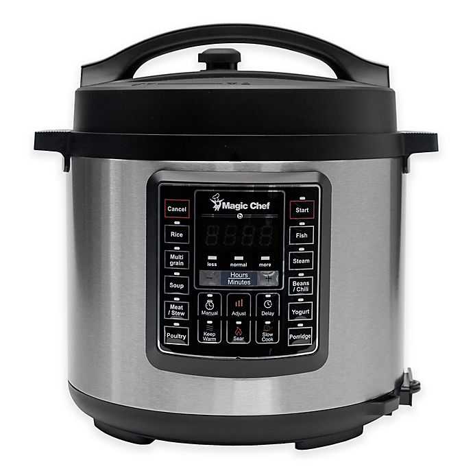 Alternate image 1 for Magic Chef® 6 qt. All-in-One Multi-Cooker