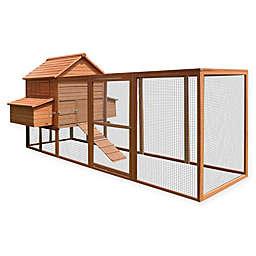 Aleko 2-Story Chicken Coop