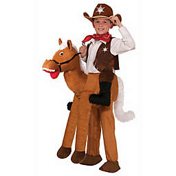One-Size Ride-a-Horse Child's Halloween Costume