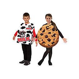 Milk and Cookies Child's Halloween Costume Set