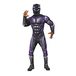 Marvel® Deluxe Black Panther Mask Child's Halloween Costume