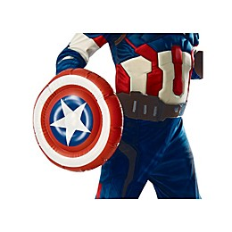 Marvel® Inflatable Captain America Shield Child's Halloween Costume