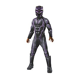 Marvel® Black Panther Super Deluxe Light-Up Child's 4-Piece Costume