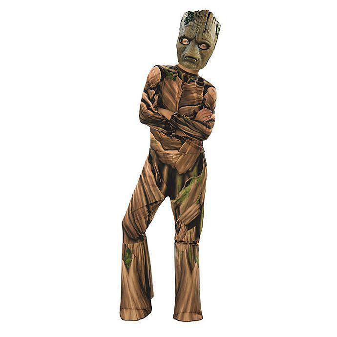 Alternate image 1 for Marvel® Avengers: Infinity War Teen Groot Small Child's Halloween Costume