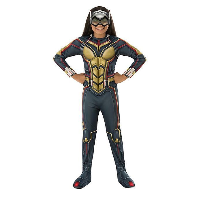 Alternate image 1 for Marvel® Size Small Wasp Child's Halloween Costume