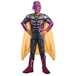 Marvel® Deluxe Vision Avengers 2© Muscle Chest Child's 4-Piece Costume