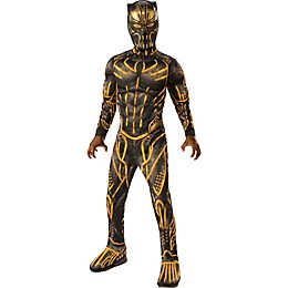 Marvel® Black Panther Deluxe Erik Killmonger Child's Halloween Costume