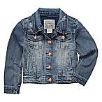 Levi's® Size 12M Trucker Jacket in Indigo Denim