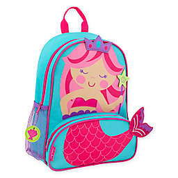 Stephen Joseph® Mermaid Sidekick Backpack in Pink/Blue