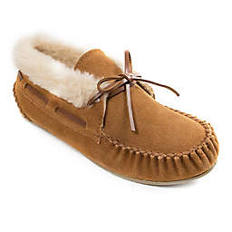 Minnetonka Chrissy Women's Slipper in Cinnamon