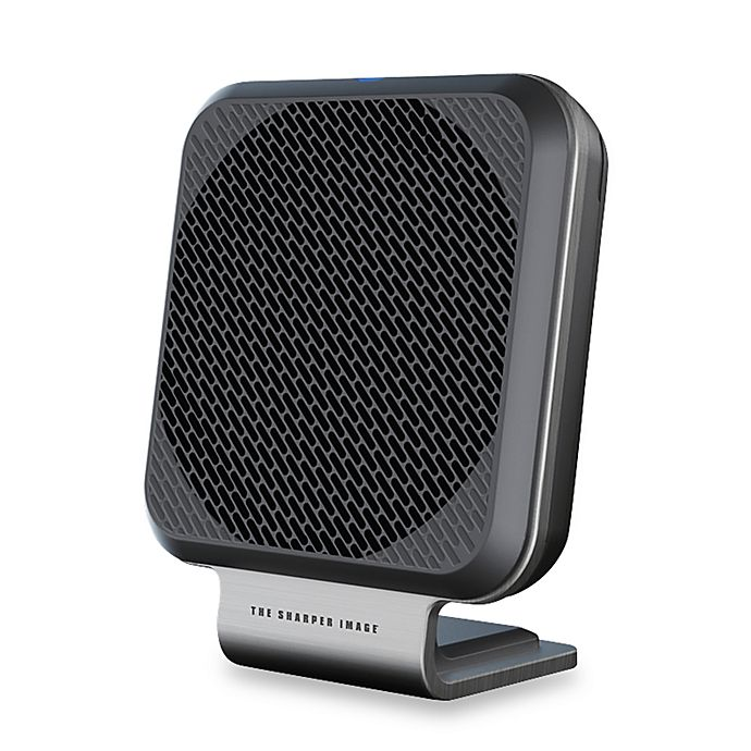 Sharper Image Brēthe Air Cleaner With Nano Coil Technology Bed