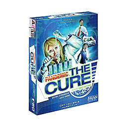 Z-Man Games Pandemic Strategy Game: The Cure