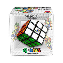 Winning Moves Rubik's Tactile Cube Brain Teaser Puzzle