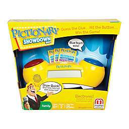 Mattel Pictionary Showdown Family Game