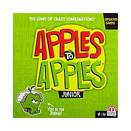 Mattel Apples to Apples Junior Family Game