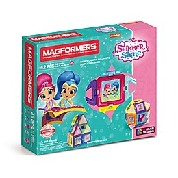 Magformers® 42-Piece Shimmer and Shine Building Set