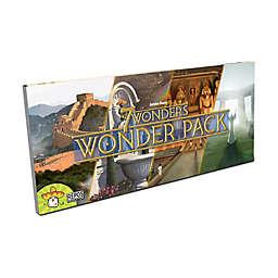 Asmodee Editions 7 Wonders Strategy Game: Wonder Pack Expansion