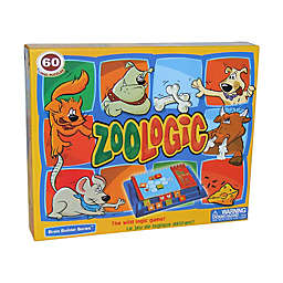 FoxMind Games Zoologic Brain Teaser Puzzle