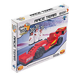 Talicor Click Brick 108-Piece Race Team Building Set