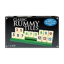 Winning Moves Classic Rummy Tiles Family Game
