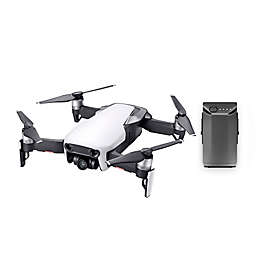 DJI Mavic Air Drone with Intelligent Flight Battery in Artic White