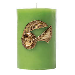 Harry Potter Golden Snitch™ Insignia Candle