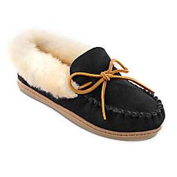 Minnetonka® Alpine Sheepskin Moccasin Slippers