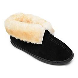Minnetonka Moccasin Company Women's Sheepskin Bootie Slipper