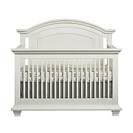 Oxford Baby Cottage Cove 4-in-1 Convertible Crib in Vintage White