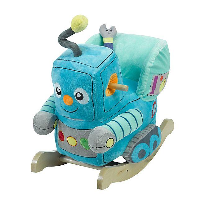 Alternate image 1 for Rockabye™ Chip D Robot Musical Rocker