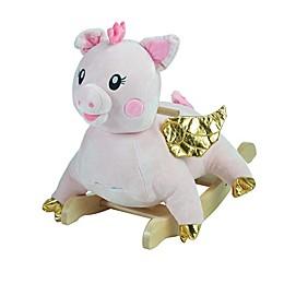 Rockabye™ Penny Pig Musical Rocker