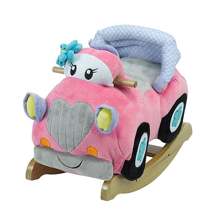 Alternate image 1 for Rockabye™ Carli the Car Musical Play and Rock