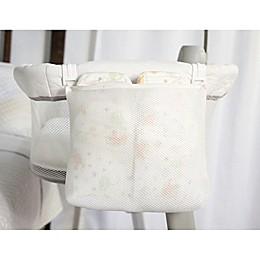 Arm's Reach® Co-Sleeper® Bassinet Diaper Bag in Off White