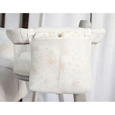 Arm's Reach® Co-Sleeper® Bassinet Diaper Bag in Off White