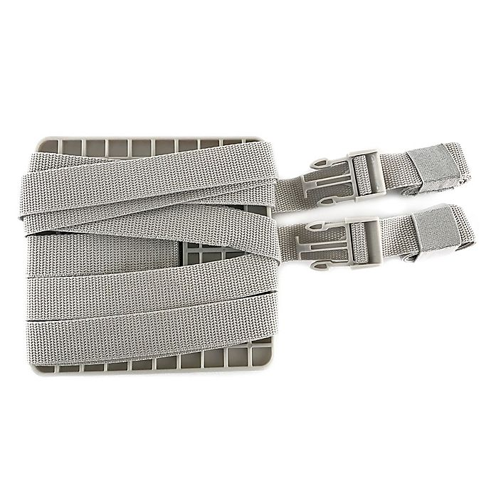 Alternate image 1 for Arm's Reach® Co-Sleeper® Bassinet Replacement Strap and Plate in Grey