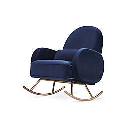 Nursery Works™ Compass Rocker in Navy
