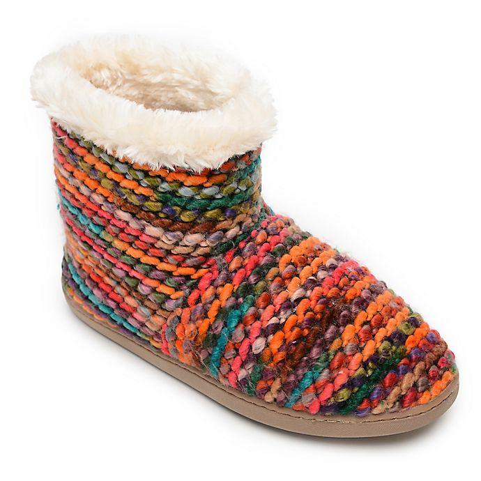 Alternate image 1 for Minnetonka® Betty Women's Bootie Slippers