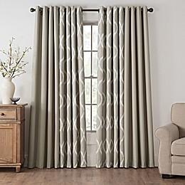 Draftblocker Easton Grommet Room Darkening Window Curtain Panel
