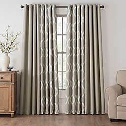 Draftblocker Easton Grommet Room Darkening Window Curtain Panel