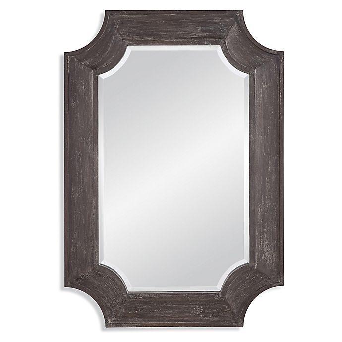 "Alternate image 1 for <div class=""gwt-Label"">Bassett Mirror Company Harlan 32-Inch x 46-Inch Rectangular Mirror</div>"