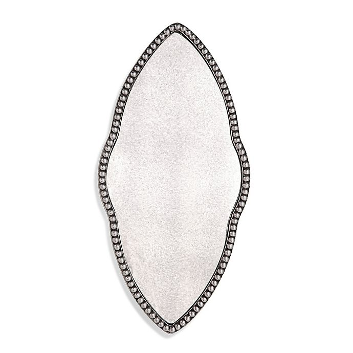 Alternate image 1 for Padma 12-Inch x 24-Inch Rectangular Wall Mirror in Silver