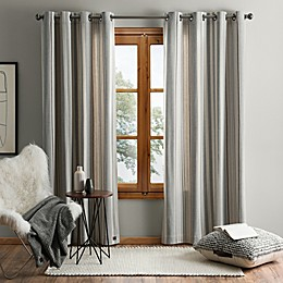 UGG® Lunar Stripe Grommet Window Curtain Panel