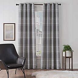 UGG® Terra Plaid Grommet Window Curtain Panel