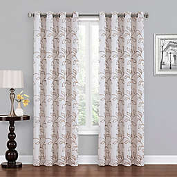 Asheville Grommet 100% Blackout Window Curtain Panel